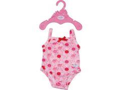 Zapf Creation BABY born Body 43 cm 1ks růžové