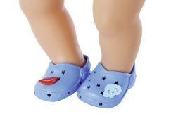 Zapf Creation BABY born Gumové sandálky modré