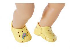 Zapf Creation BABY born Gumové sandálky žluté