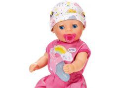 Zapf Creation BABY born Little Lahvička a dudlík 36 cm