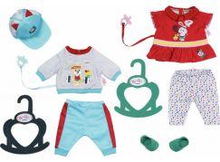 Zapf Creation Baby Born Little Sportovní oblečení 36 cm