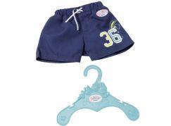 Zapf Creation Baby Born Plavky kraťasy Tmavě modré