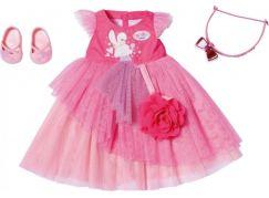 Zapf Creation BABY born Plesové šaty Deluxe, 43 cm