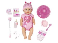 Zapf Creation Baby Born Soft Touch holčička - Poškozený obal