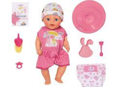 Zapf Creation BABY born Soft Touch Little holčička 36 cm - Poškozený obal