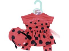 Zapf Creation Dolly Moda Oblečení Beruška, 36 cm