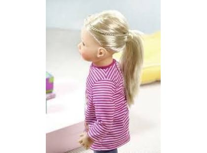Zapf Creation Panenka Sally blondýna