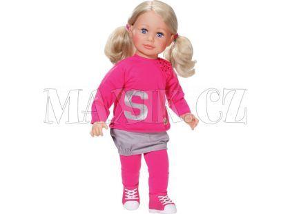 Zapf Panenka Sally blondýna 63cm
