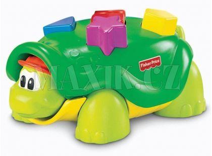 Zatloukací želva Fisher Price B0336