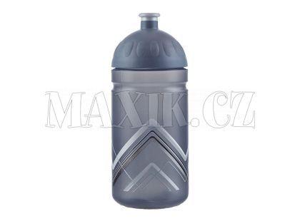 Zdravá lahev Bike Hory šedá 0,5l