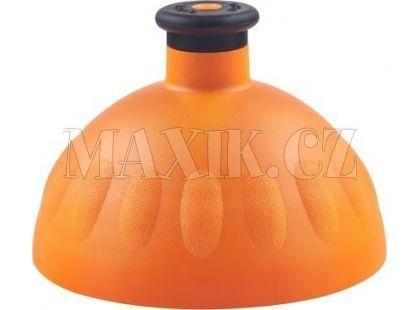 Zdravá lahev Kompletní víčko oranžové
