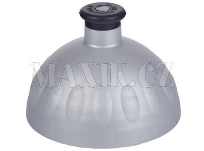 Zdravá lahev Kompletní víčko stříbrné