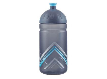 Zdravá lahev Bike Hory modrá 0,5l