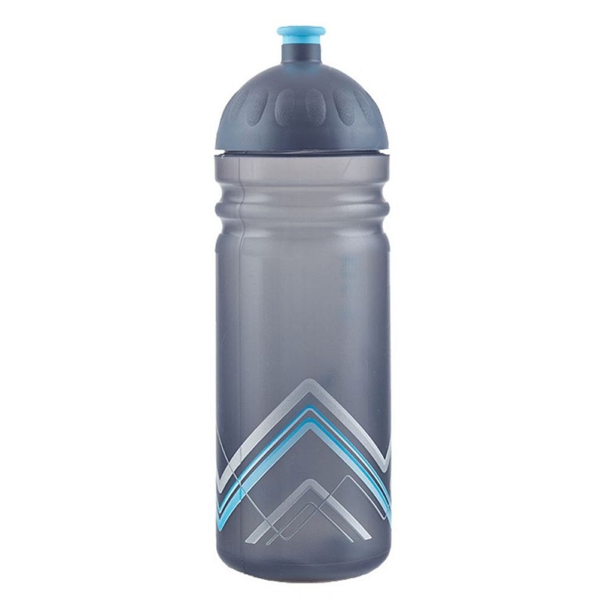 Zdravá lahev Bike Hory modrá 0,7l