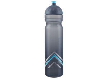 Zdravá lahev Bike Hory modrá 1,0l