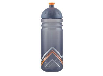 Zdravá lahev Bike Hory oranžová 0,7l