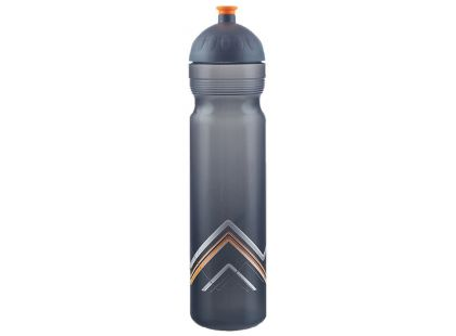 Zdravá lahev Bike Hory oranžová 1,0l
