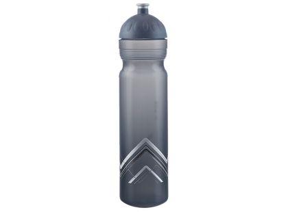 Zdravá lahev Bike Hory šedá 1,0l