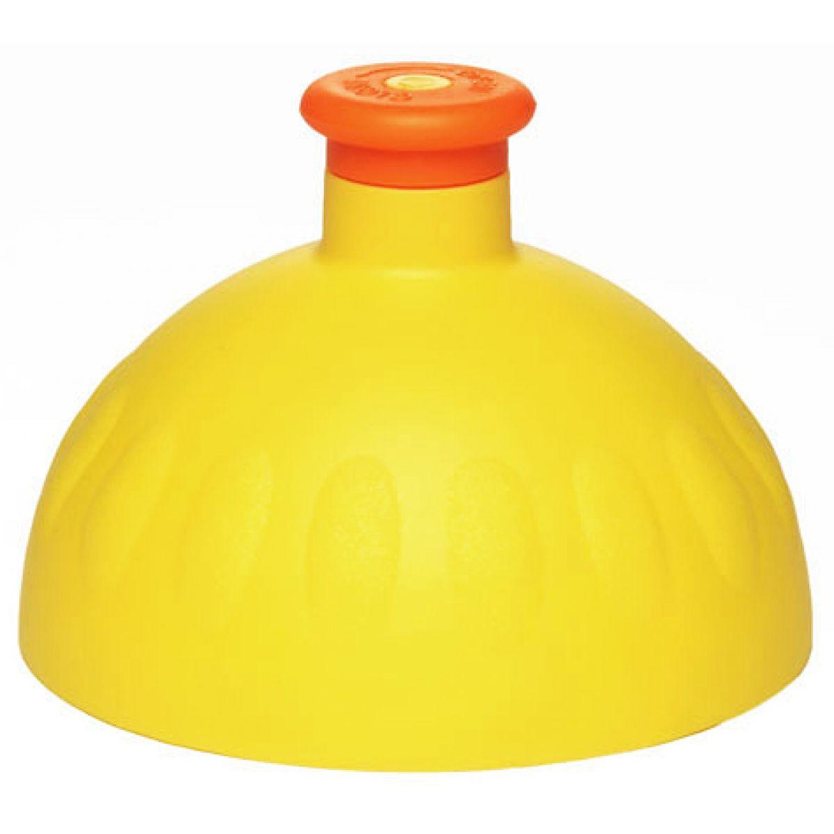Zdravá lahev Kompletní víčko žluté