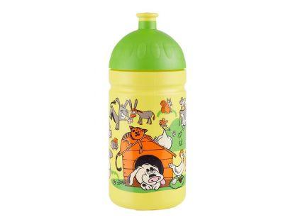 Zdravá lahev Veselý dvorek 0,5l