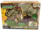 Želvy Ninja TMNT Super Dino 30 cm + figurka - Triceratops 2