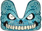 Zipfy Carvingové boby Artist Ghostrider 2