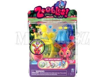 Zoobles Česací sada - Zoey 206