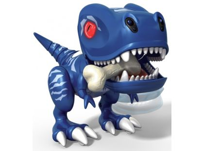 Zoomer Chomplingz Tlamosaurus - Modrá