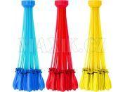 Zuru Bunch O Balloons Vodní balónky 100ks - Modrá, červená, žlutá
