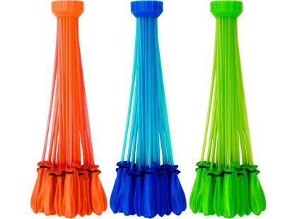 Zuru Bunch O Balloons Vodní balónky 100ks - Oranžová, modrá, zelená
