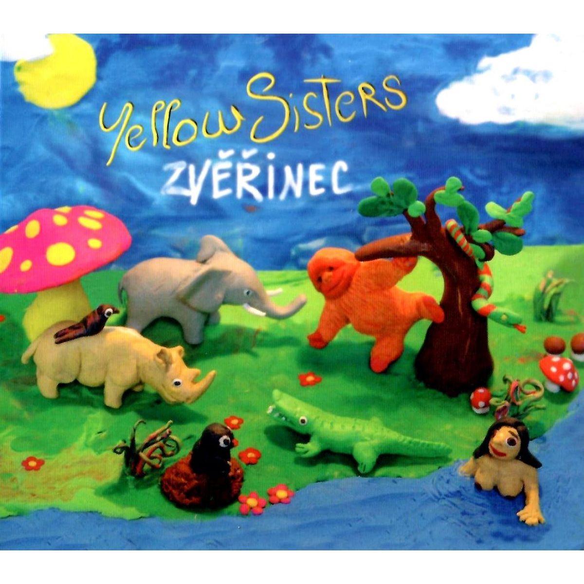 Zvěřinec Yellow Sistters CD