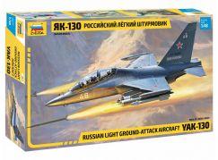 Zvezda Model Kit letadlo 4821 YAK-130 Russian trainer fighter 1:48