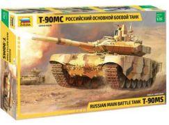 Zvezda Model Kit tank 3675 T-90 MS Russian MBT 1:35
