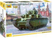 Zvezda Model Kit tank 5061 Soviet Heavy Tank T-35 1:72