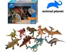 Zvířátka dinosauři 10 ks s mobilní aplikací