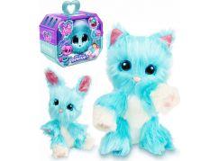 Zvířátko Fur Balls modrý Touláček s doplňky