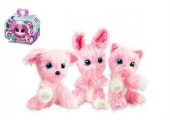 Zvířátko Fur Balls růžový Touláček s doplňky