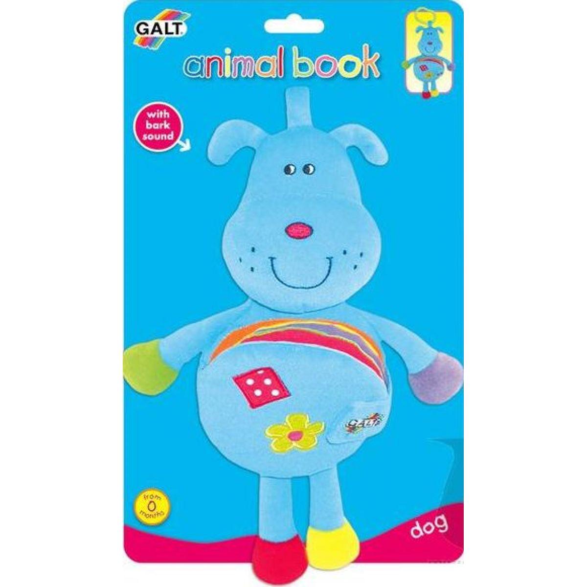 Zvířátko s knížkou - pejsek